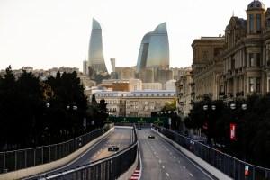 2019 Azerbaijan Grand Prix, Friday – LAT Images