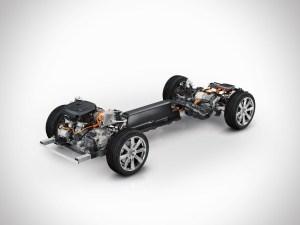 The all-new Volvo XC90 Twin Engine powertrain