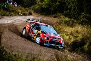 Citroe¦ên Racing Rally del Cile Presentazione (5)