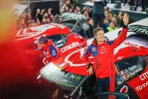 Citroen Racing Rally Cile 2019 Sebastien OGIER