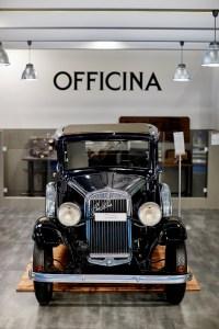 Museo Nicolis, Magneti Marelli, Fiat 508 Balilla, Fiera Autopromotec, ph. Magneti Marelli
