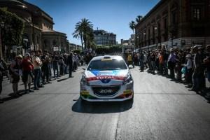 Peugeot vince la Targa Florio Due Ruote Motrici 2
