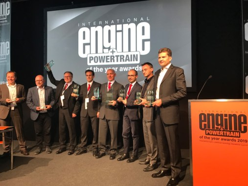 Ford 1.0-Litre EcoBoost Wins 11th IEPOTY Engine 'Oscar'