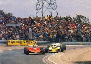 1979_Gilles_Villeneuve_Ferrari_312T4_Rene_Arnoux_Renault_RS10_Dijon_GP_FRA