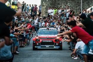 Citroen Racing Day 1 Rally Portogallo 2019 C3 WRC (3)