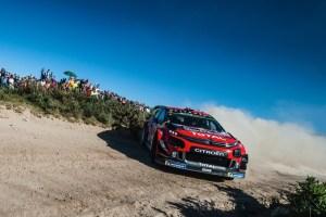 Citroen Racing Day 2 Rally Portogallo 2019 C3 WRC (3)