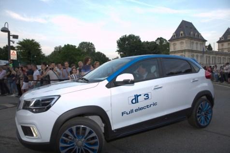 DR3 EV president parade - Di Risio