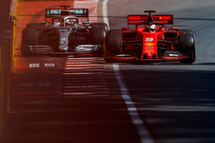 ham vett 2019 Canadian Grand Prix, Sunday - LAT Images