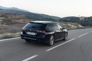 Nuova Peugeot 508 SW debutta in Italia (3)