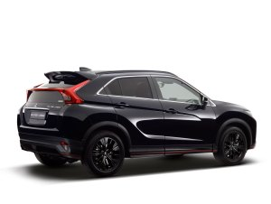 Eclipse Cross Knight_Posteriore