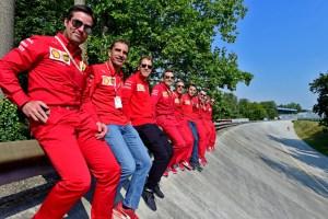 GP ITALIA F1/2019 – GIOVEDI 05/09/2019