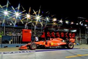 GP SINGAPORE F1/2019 –  SABATO 21/09/2019