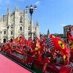 GP ITALIA F1/2019 – MILANO – MERCOLEDI 04/09/2019