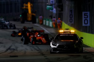 2019 Singapore GP safety