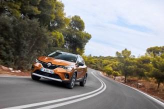 2019 - Essais presse Nouveau Renault CAPTUR en Grèce