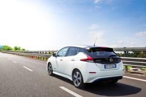 Nissan LEAF – Nissan Intelligent Mobility Thinking