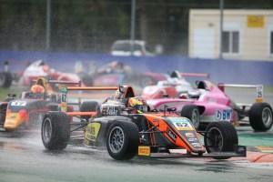 Dennis Hauger (Van Amersfoort Racing BV,Tatuus F.4 T014 Abarth #62)