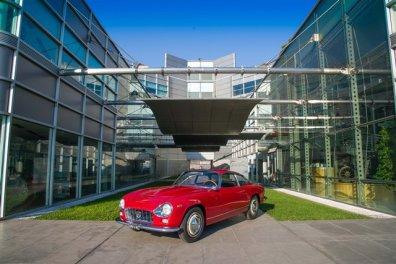 Museo Nicolis, Lancia Flaminia Super Sport Zagato, ph.Museo Nicolis