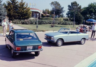 PEUGEOT 304 Cabriolet e 304 Coupe (2)