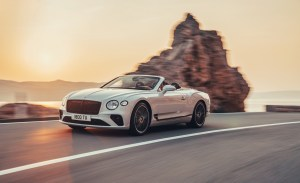 Bentley Continental GT Convertible 3