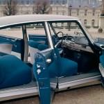 Compie 50 anni il progetto della nuova plancia delle DS_La plancia di bordo di una DS21 del 1968