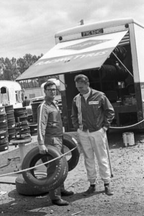 Fred Gamble, Dan Gurney, 24 Hours Of Le Mans
