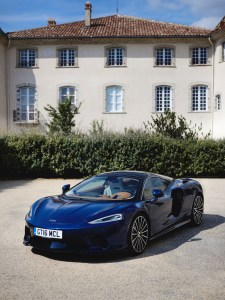McLaren GT Test Drive – St Tropez – Aug-Sept 2019