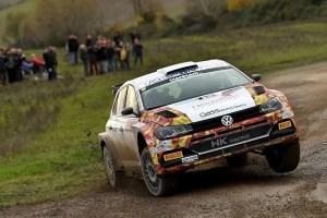 Andrea Crugnola, Pietro Ometto (Volkswagen Polo R5 #3, Gass Racing)