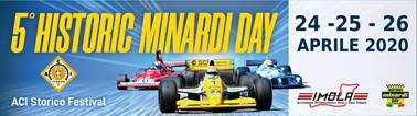 minardi day 2020