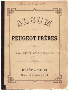 1850 – SULLA LAMA DELLE SEGHE PEUGEOT ARRIVA IL LEONE