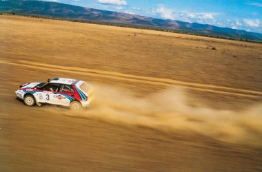 1992_Acropolis Rally_Lancia Delta HF_MartiniRacing-Sparco_Ph @Reinhart Klein per calendario MartiniRacing1993