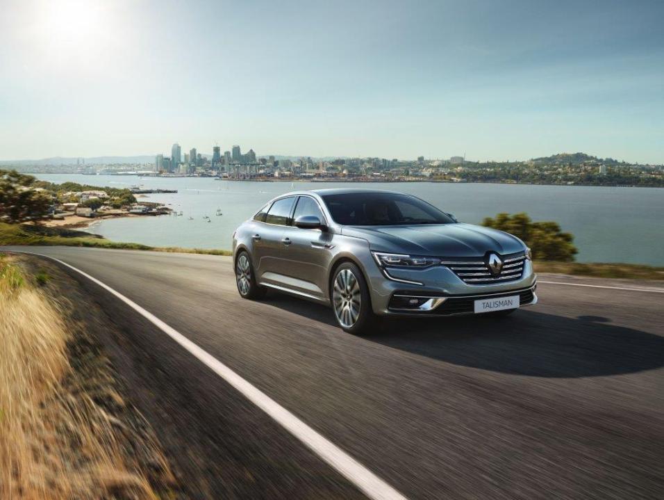 CS - Nuova Renault Talisman_sempre pi+¦ eleganza e tecnologia