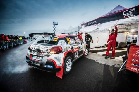 SECONDA VITTORIA CONSECUTIVA NEL WRC2 PER C3 R5 (5)
