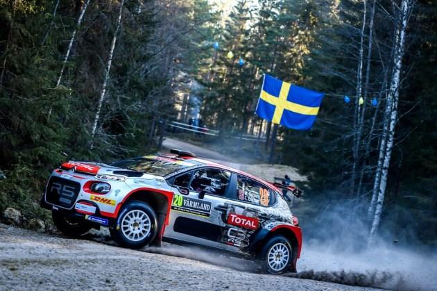 SECONDA VITTORIA CONSECUTIVA NEL WRC2 PER C3 R5 (7)