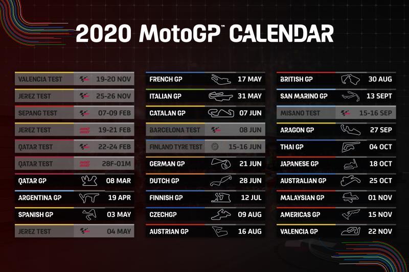 calendario motoGP 10_03_20