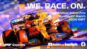 we race on f1