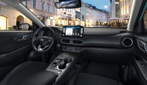 Hyundai-Kona-Electric-MY-2020-dashboard