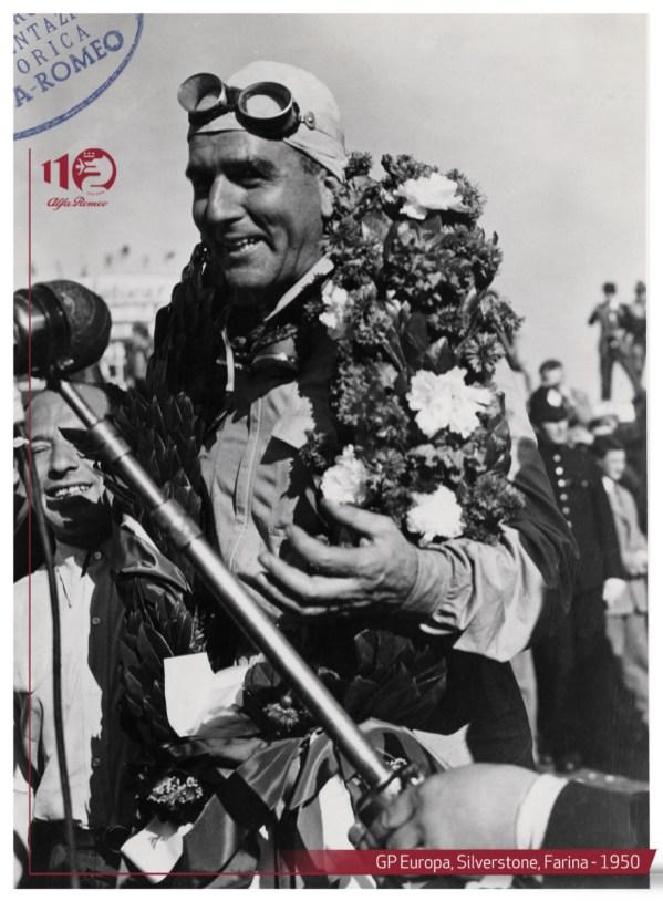 GP-Europa,-Silverstone,-Farina---1950