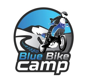 blue-bike-camp