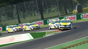 clio cup 2