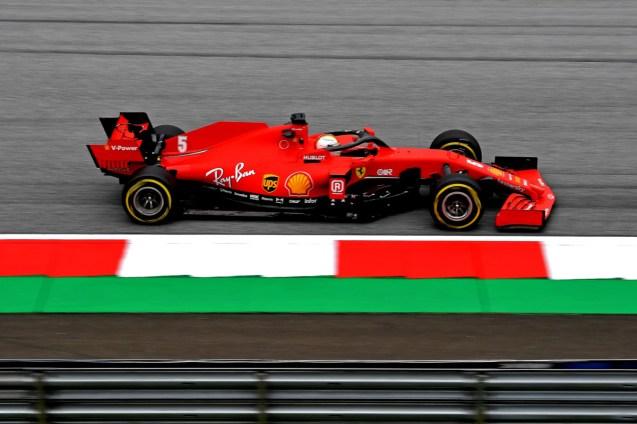 GP AUSTRIA F1/2020 - VENERDÌ 03/07/2020