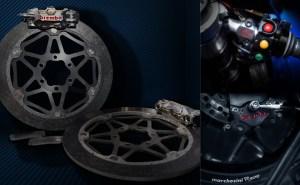 MotoGP 2020_Brembo braking system components