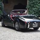 Mostre MMG2020_Triumph TR3A Marcello Mastroianni