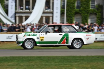 12_Fiat 131 Abarth Rally Gr.4 131@ Goodwood, 2017