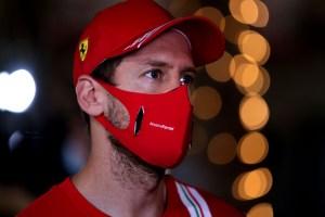 vettel GP BAHRAIN  F1/2020 –  GIOVEDÌ 26/11/2020