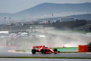 lecl GP TURCHIA F1/2020 – SABATO 14/11/2020