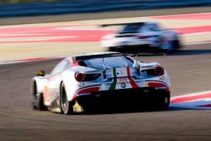 #54 AF CORSE / ITA / Ferrari 488 GTE EVO – – 8 hours of Bahrain – Bahrain International Circuit – Sakhir – Bahrain
