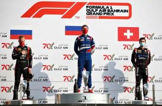 Formula 2 Championship - Round 11:Sakhir - Sprint Race