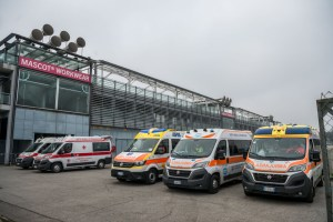 monza ambulanze