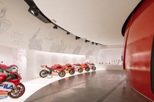 Ducati Museum – 06 Racing Room_UC32972_High